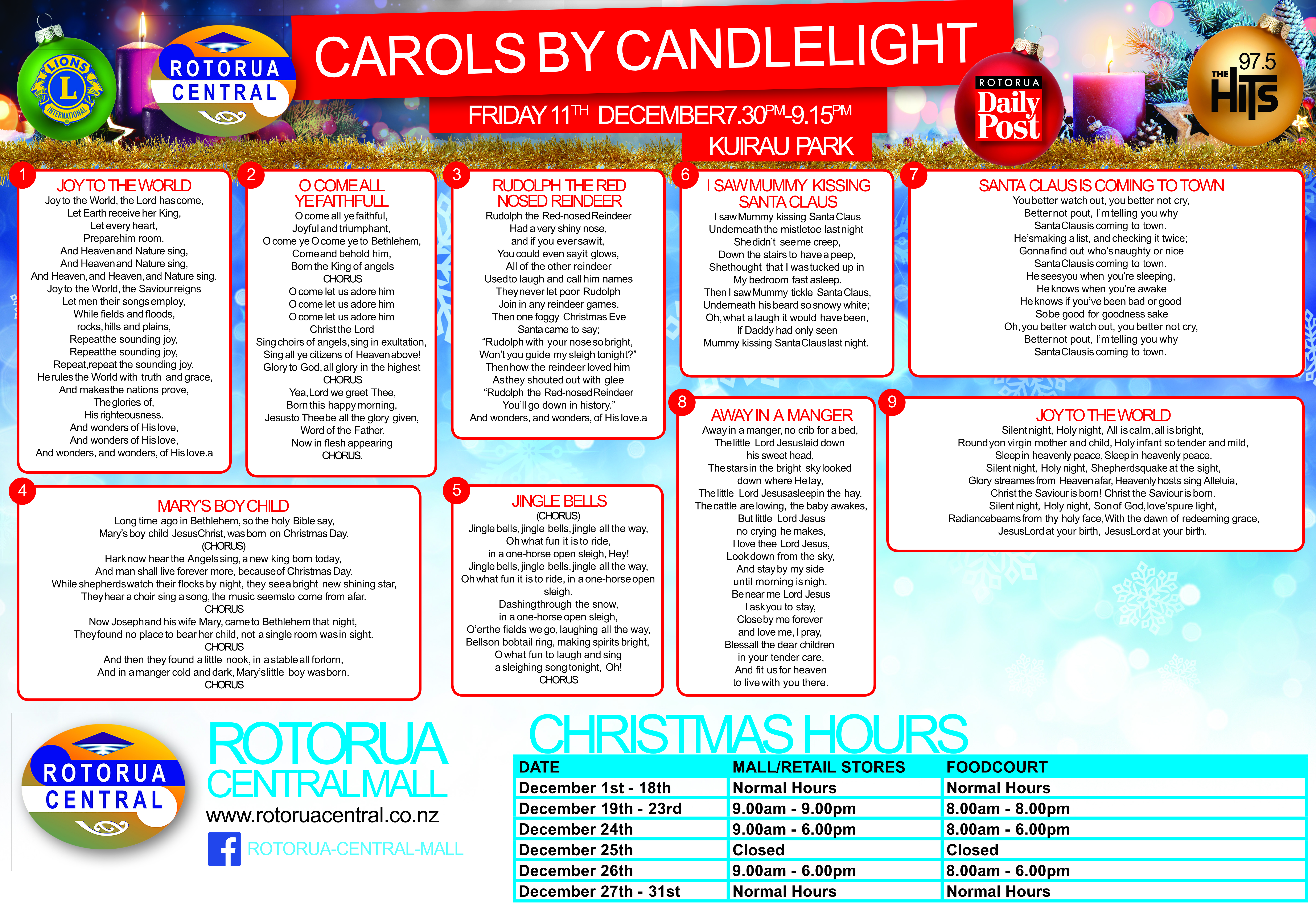 Carols by Candle light 2020